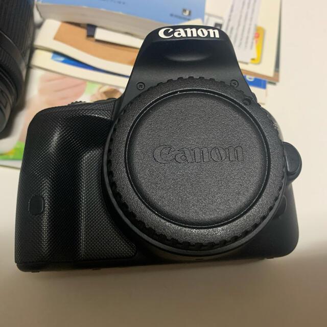Canon(キヤノン)のCanon EOS KISS X7 EF-S18-55 IS STM スマホ/家電/カメラのカメラ(デジタル一眼)の商品写真