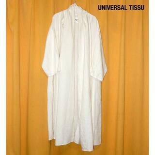 ユニヴァーサルティシュ|UNIVERSAL TISSUオリガミガウンコート(その他)