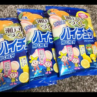 モリナガセイカ(森永製菓)の瀬戸内づくし ハイチュウ 3袋セット 中国地方限定(菓子/デザート)