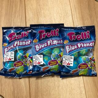 トローリ 地球グミ 3袋セット(菓子/デザート)