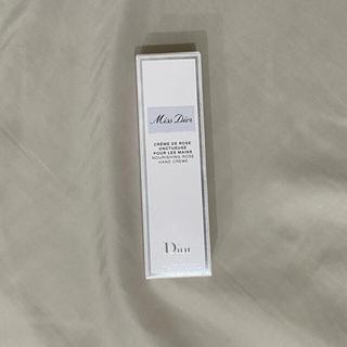 ディオール(Dior)の【テディ様専用】Dior ミスディオール ハンドクリーム(ハンドクリーム)