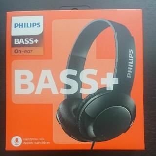フィリップス(PHILIPS)のPHILIPS SHL3075BK(ヘッドフォン/イヤフォン)