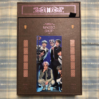 bts magic shop DVD 日本 magicshop 日本語字幕