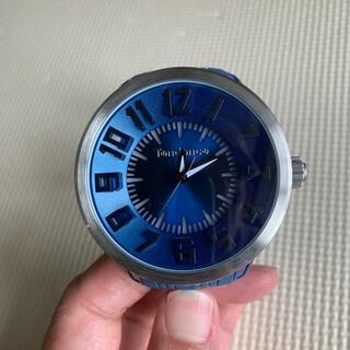 テンデンス(Tendence)のTendence テンデンス FLASH フラッシュ 腕時計 ブルー(腕時計(アナログ))