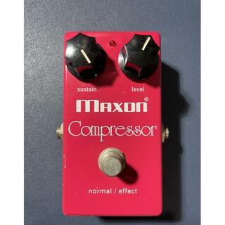 maxon Compressor(エフェクター)