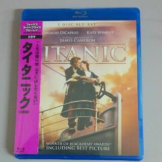 タイタニック('97米)〈2枚組〉 Blu-ray(外国映画)