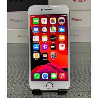 アイフォーン(iPhone)のiPhone 8 silver/SIMフリー/バッテリー大容量新品 #3(スマートフォン本体)