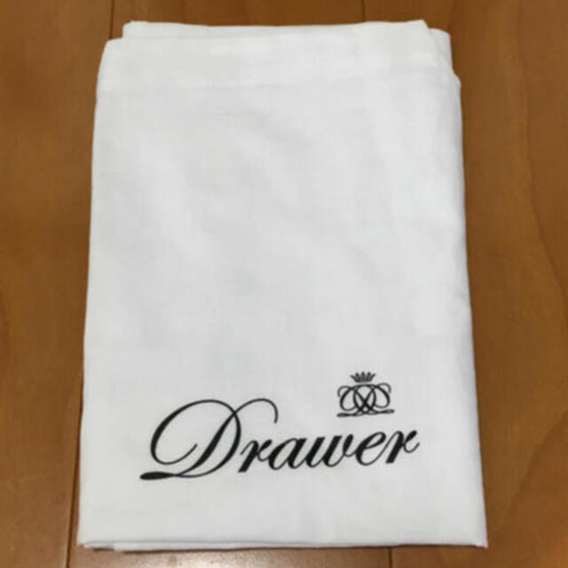 Drawer(ドゥロワー)のdrawer ドゥロワー   ケヌキノーカラーロングジレ レディースのジャケット/アウター(ロングコート)の商品写真