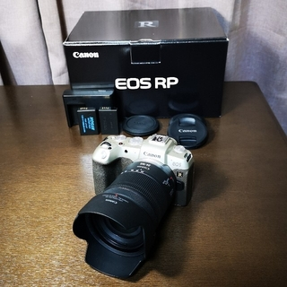 Canon - Canon EOS RP RF24-105㎜ F4-7.1 IS STM