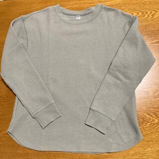 UNIQLO - ユニクロワッフルTシャツ