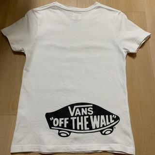 ヴァンズ(VANS)のvansTシャツ (Tシャツ(半袖/袖なし))
