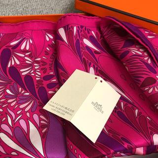 Hermes - エルメススカーフ 70サイズ未使用品