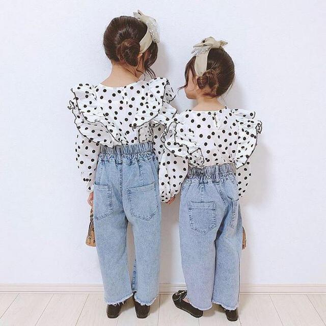 ZARA KIDS(ザラキッズ)の[子供服] 2点セット 女の子 キッズ/ベビー/マタニティのキッズ服女の子用(90cm~)(その他)の商品写真