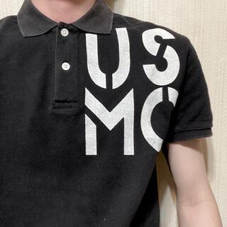 アヴィレックス(AVIREX)の90's AVIREX アヴィレックス ポロシャツ ミリタリー(ポロシャツ)