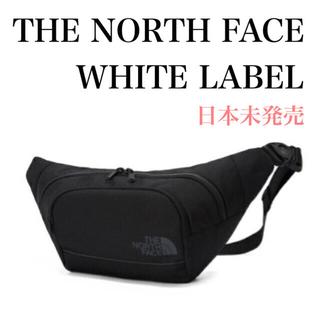 ザノースフェイス(THE NORTH FACE)の76. 日本未入荷 ノースフェイス メッセンジャーバッグ 黒(ボディーバッグ)