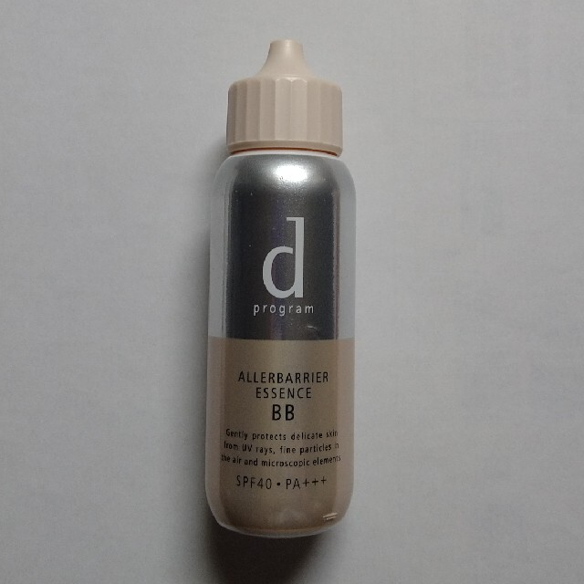 d program(ディープログラム)のdプログラム アレルバリア エッセンスBB コスメ/美容のベースメイク/化粧品(BBクリーム)の商品写真