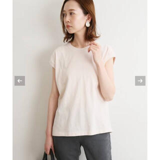 IENA - 新品✨IENA【AURALEE】SEAMLESSスリーブレスクルーネックTシャツ