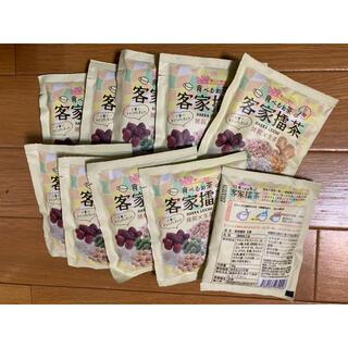 台湾茶 食べるお茶客家擂茶 雑穀×生姜