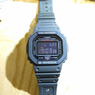G-SHOCK - CASIO  G-SHOCK  DW-5610SU 美品