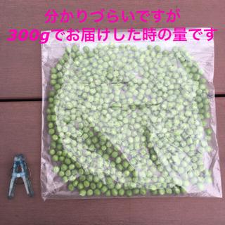 グリーンピース(むき実)(野菜)