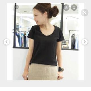 ドゥーズィエムクラス(DEUXIEME CLASSE)のDeuxieme Classe  JERSEYS ラウンドネックTシャツ(Tシャツ(半袖/袖なし))