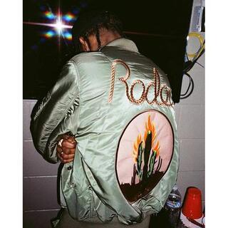 Travis Scott Rodeo Bomber Jacket(フライトジャケット)