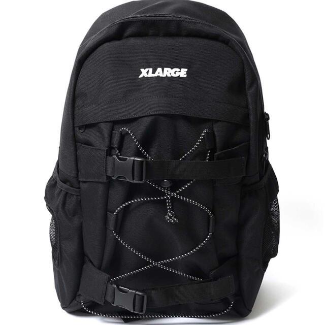 XLARGE(エクストララージ)の XLARGE リュック メンズのバッグ(バッグパック/リュック)の商品写真