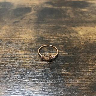 サマンサティアラ(Samantha Tiara)のハートの指輪(リング(指輪))