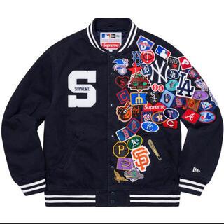 シュプリーム(Supreme)のSupreme New Era MLB Varsity Jacket (スタジャン)