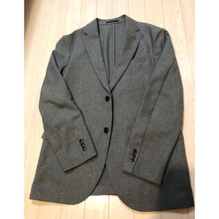 UNIQLO - ユニクロ 感動ジャケット Mサイズのグレー