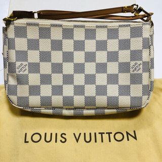 LOUIS VUITTON - 【★新品未使用★】ルイヴィトン ダミエアズールアクセサリーポーチ