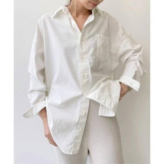 L'Appartement DEUXIEME CLASSE - 【REMI RELIEF/レミレリーフ】Chambray Shirt(WH)