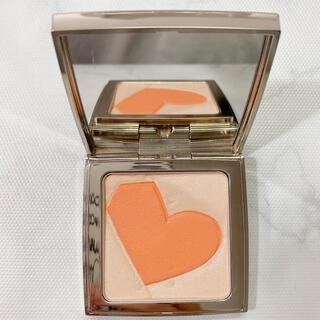 RMK - 限定 新品 RMK チーク マットシャイニー チークス 02 ブライトオレンジ