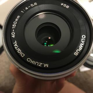 オリンパス(OLYMPUS)のOLYMPUS 40-150mm F4.0-5.6(レンズ(ズーム))