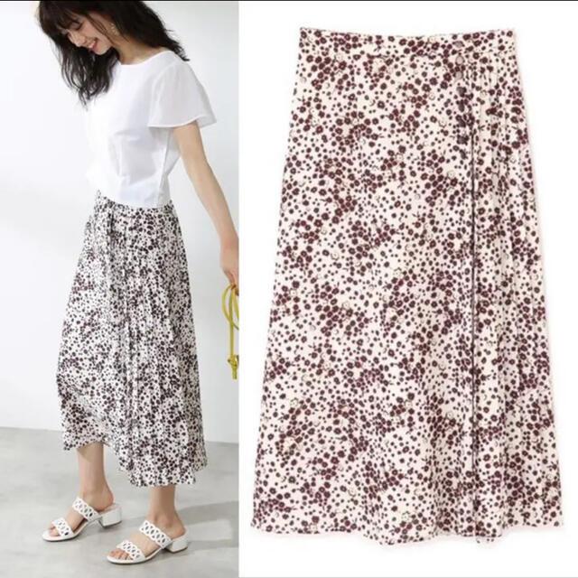PROPORTION BODY DRESSING(プロポーションボディドレッシング)の新品タグ有り!プロポーションボディドレッシングロングスカート プリーツスカート レディースのスカート(ロングスカート)の商品写真