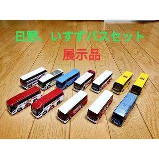 タカラトミー(Takara Tomy)のトミカ 日野 いすず バスセット 展示品(ミニカー)