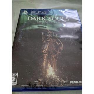 PlayStation4 - PS4 DARK SOULS REMASTERED 新品未開封