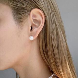 DEUXIEME CLASSE - Vegan pearl earrings