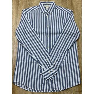エイチアンドエム(H&M)のH&M ストライプシャツ(シャツ)