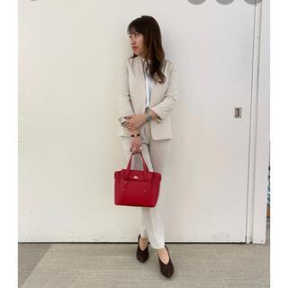 THE SUIT COMPANY - スーツカンパニー she セットスーツ