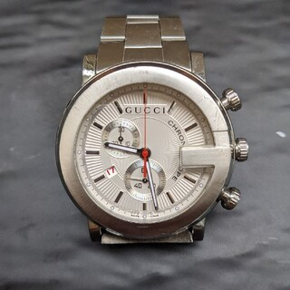 グッチ(Gucci)のGUCCI 時計 メンズ(腕時計(アナログ))