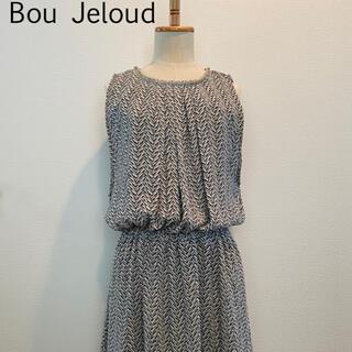 Bou Jeloud - ブージュルード ワンピース