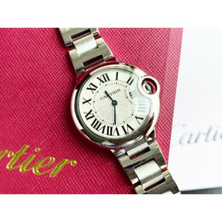 Cartier - カルティエ 腕時計 バロンブルー