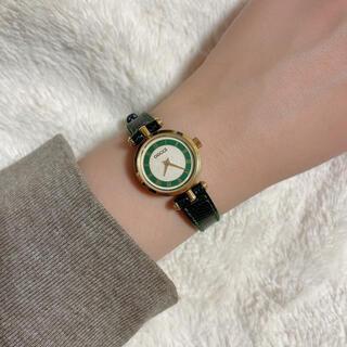 Gucci - GUCCI ♥︎ 腕時計 ♥︎ ヴィンテージ