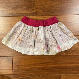 リバティ  スカート  80(スカート)