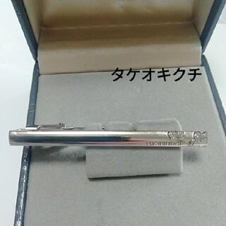 タケオキクチ(TAKEO KIKUCHI)のタケオキクチ ネクタイピン ブランド 箱なし(ネクタイピン)