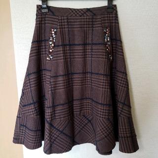 クイーンズコート(QUEENS COURT)のクイーンズコート スカート 2(ひざ丈スカート)