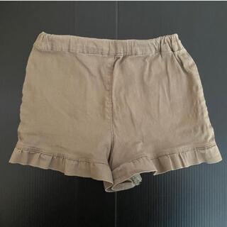 3can4on - フリルが可愛い♡カーキショートパンツ 110cm