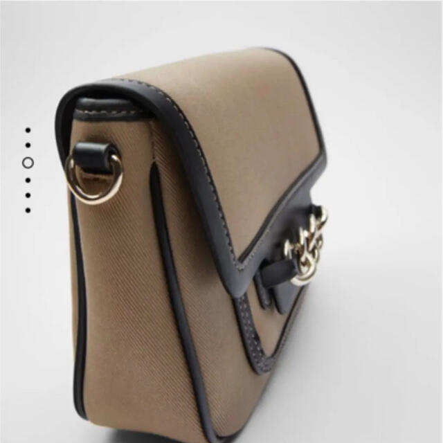 ZARA(ザラ)のZARAクロスボディバッグ★ レディースのバッグ(ショルダーバッグ)の商品写真