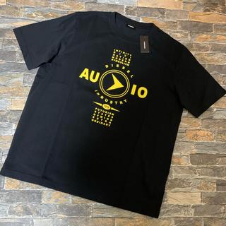 DIESEL - 【新品未使用】DIESEL ディーゼル/オーバーサイズ Tシャツ Lサイズ